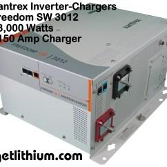 Rv Lithium Battery Wiring Diagram Transformer Single Phase Mercedes Benz Sprinter Vans And Van Conversion