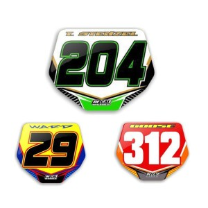 Number Plates & Numbers