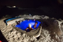 Igloo Hot Tub