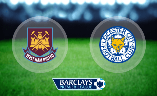 West Ham Vs Leicester City English Premier League Round 13