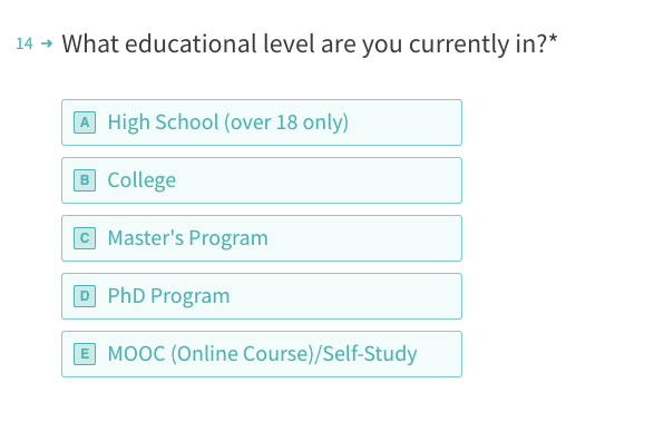 educational level img