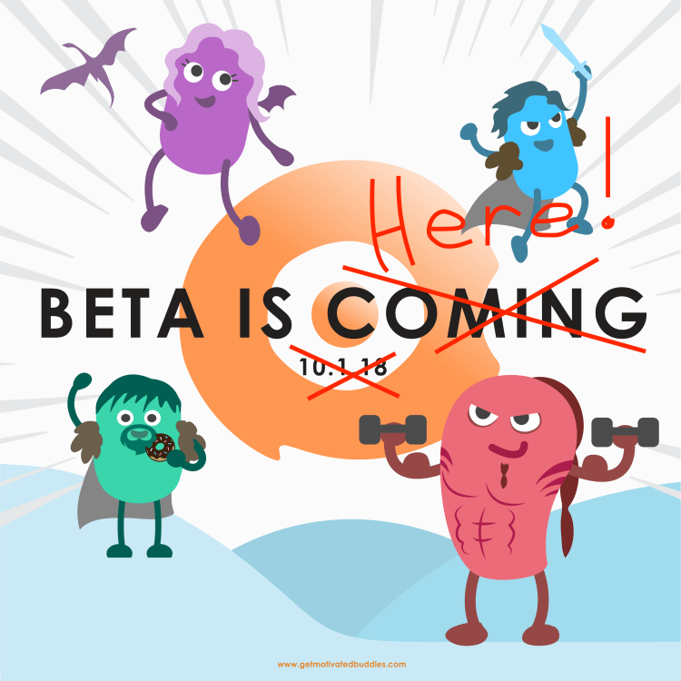 Beta is Here