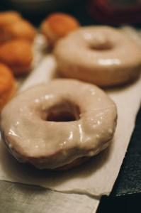 Vanilla Glazed Donut - Paul Blart