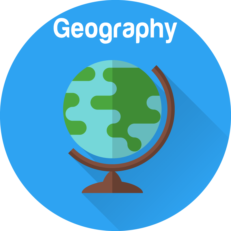 Divisions of geography