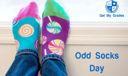 Anti-Bullying Week 2017: Odd Socks Day