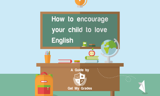 How to encourage your child to love English Series: Top 5 responses to 'What's the point of studying English?'