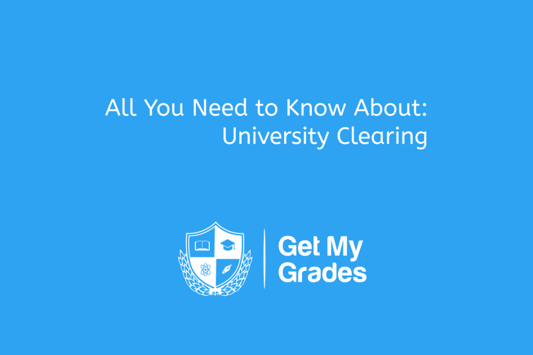 All You Need to Know About: University Clearing