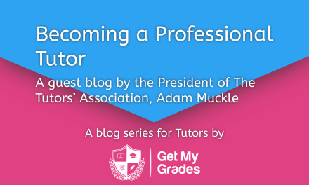 Becoming A Professional Tutor