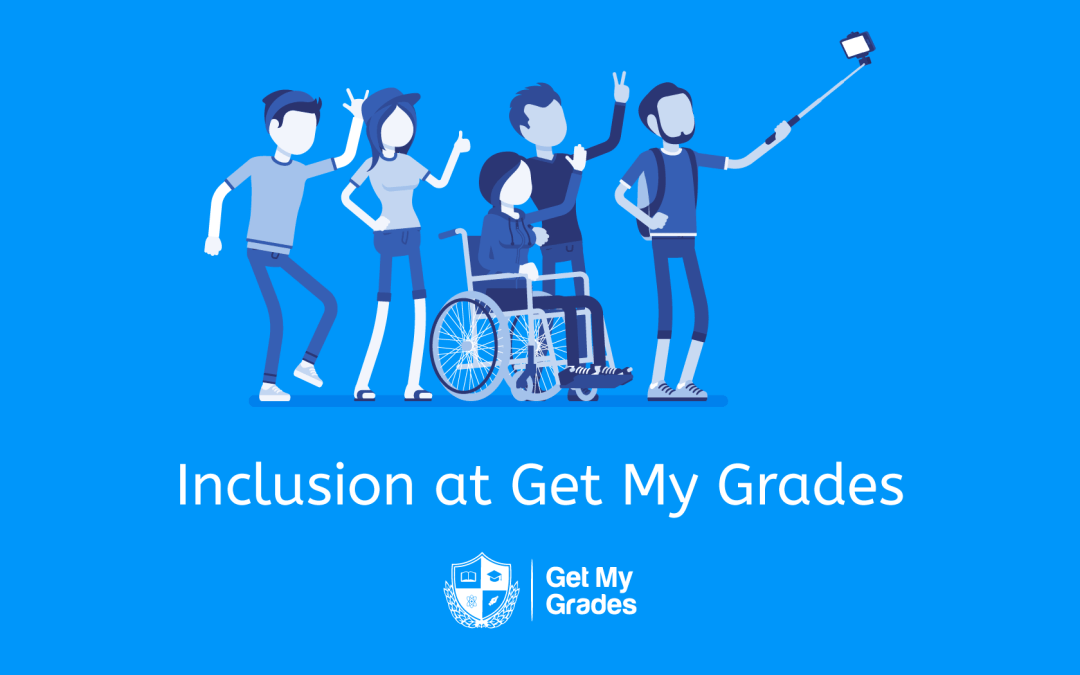Platform Features: Inclusion at Get My Grades