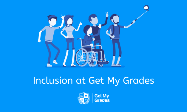 Inclusion at Get My Grades: Platform Features