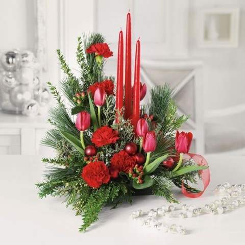 Mclennan Offers Unique Christmas Florals For Corporate Customers Free Press News Release Writing Distribution Submission
