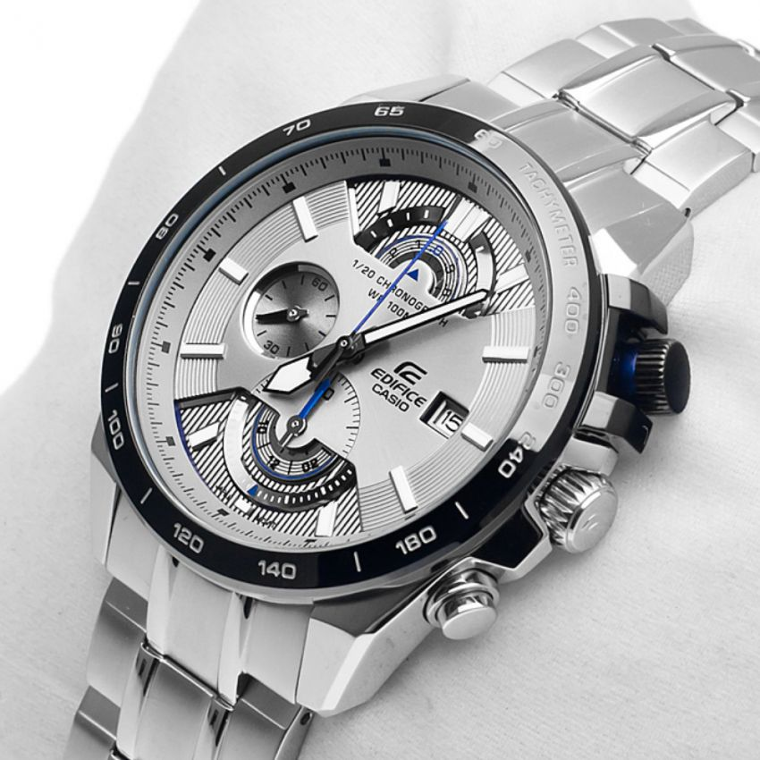 976a8e4154a2 Buy Casio Edifice Stainless Silver Chain in Pakistan at Best Prices ...