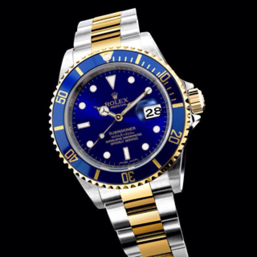 Buy Rolex Submarine Two Tone Watch in Pakistan  GetNowpk
