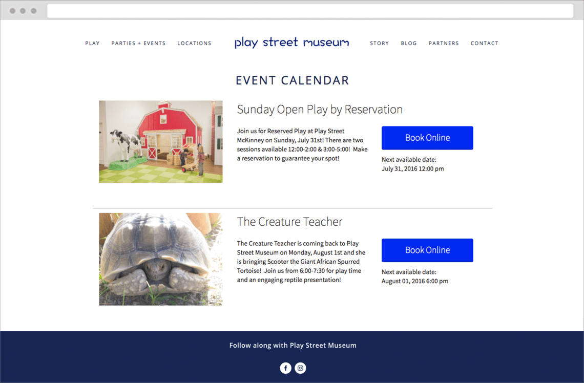 Play Street Museum Stack Website2