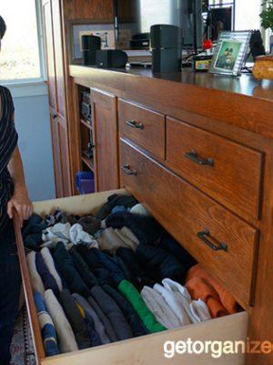 Nonni-drawer