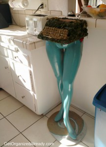 kitchen statue