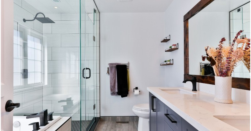How to get your bathroom in order without buying anything new