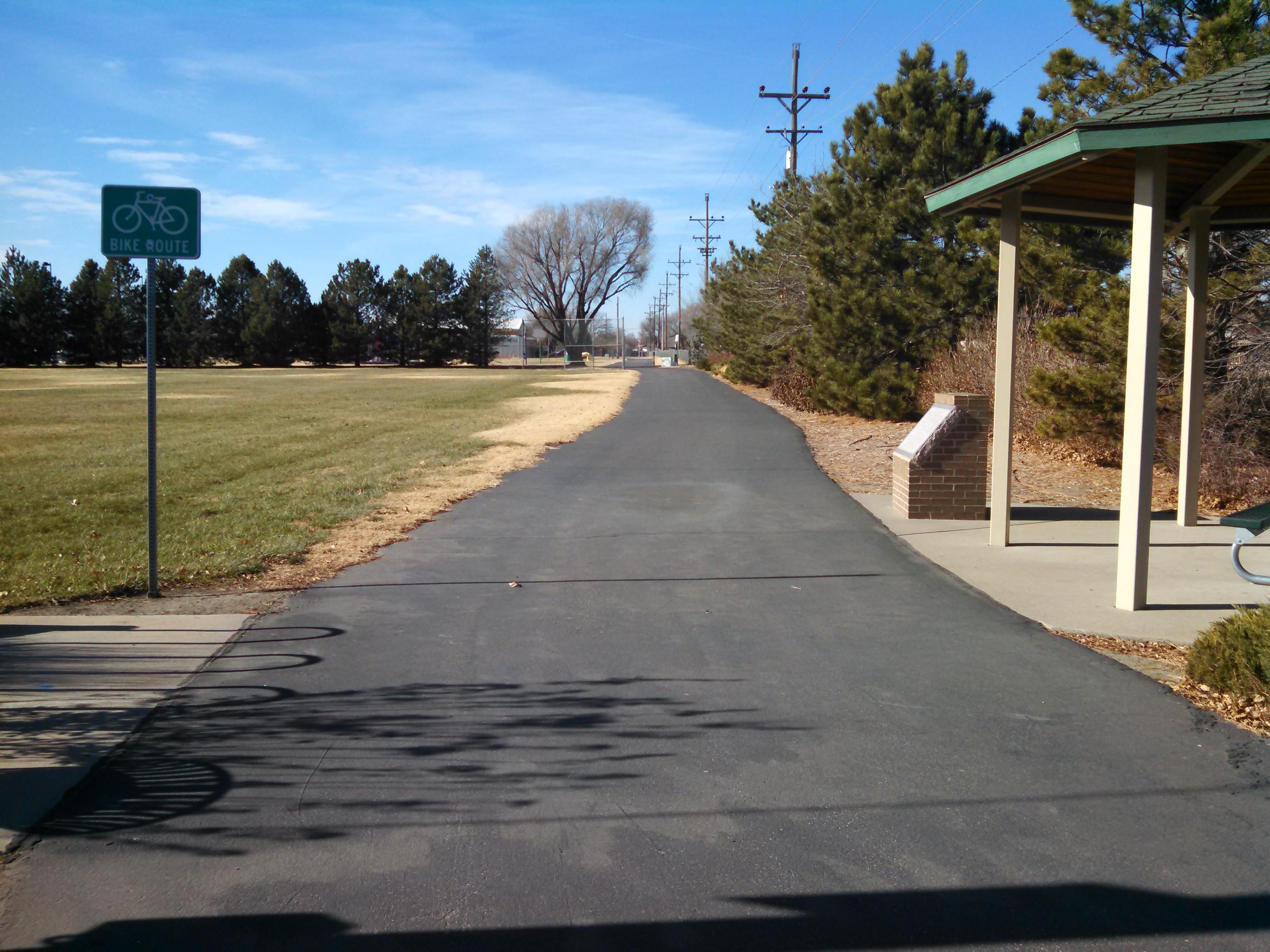 Garden City Talley Trail Get Outdoors Kansas
