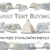 The Family Tent Buying Guide