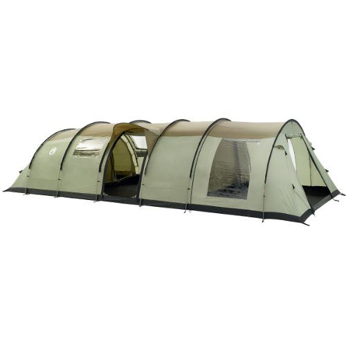 Coleman Fremont 8 Person Family Tent  sc 1 st  Get Out With The Kids & Gelert Horizon 6 Person Tent - 2 Bedrooms - Get Out With The Kids