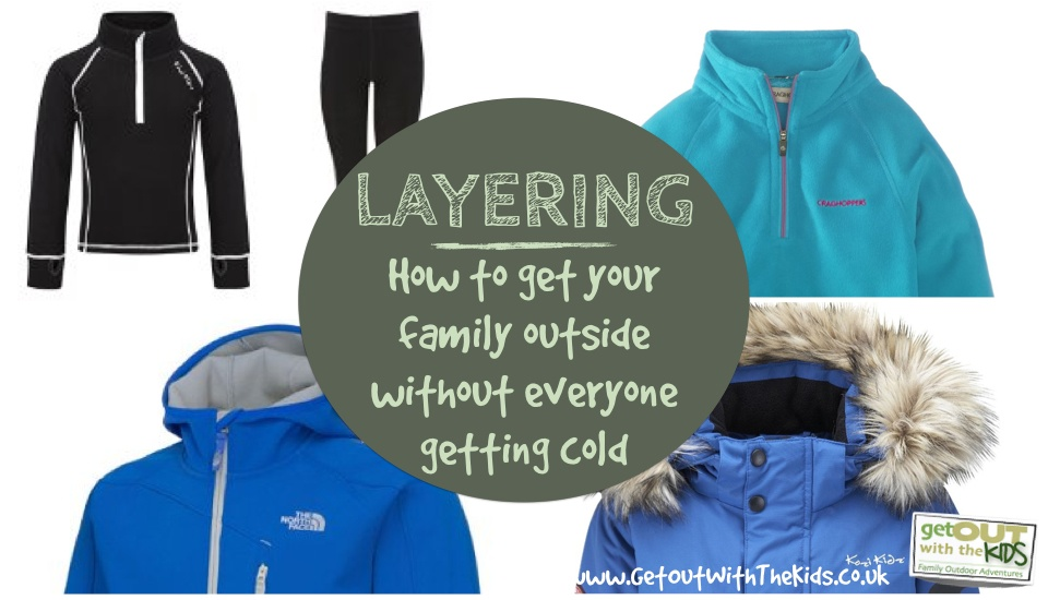 How to keep kids warm and dry when its cold