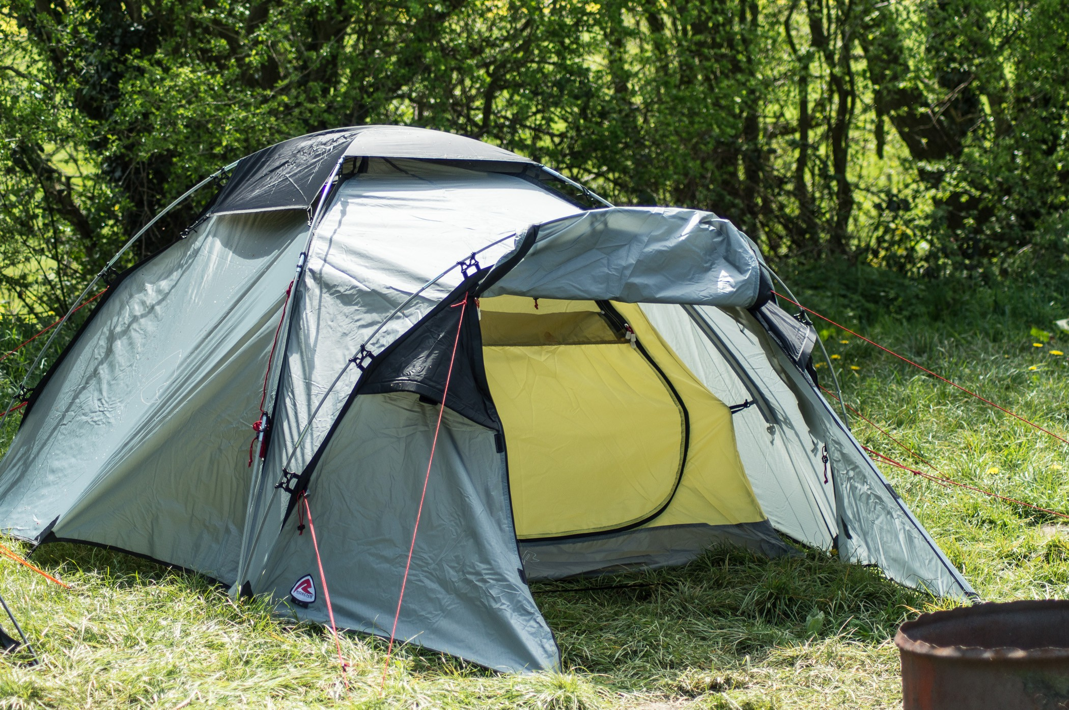 Adventure C&ing with the Robens X3 HT Tent : outwell indian lake tent - memphite.com