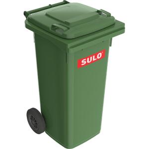 Plastikinis siuksliu konteineris 120l