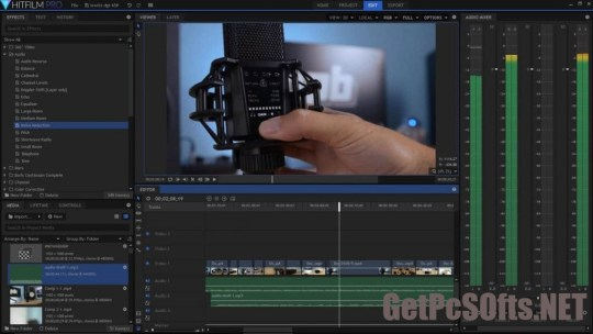 how to get hitfilm pro 2017 for free