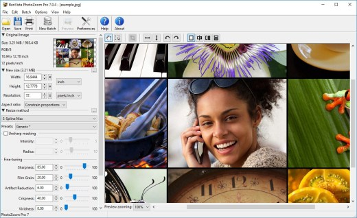 photozoom pro crack free download