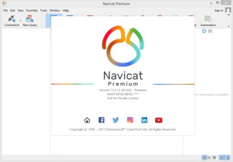 navicat register and activation key
