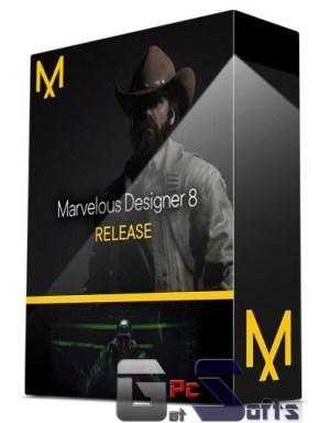 marvelous designer 7 crack download