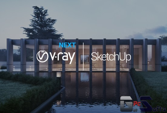 VRay Next 4 for SketchUp 2015/2016/2017/2018/2019 + Crack