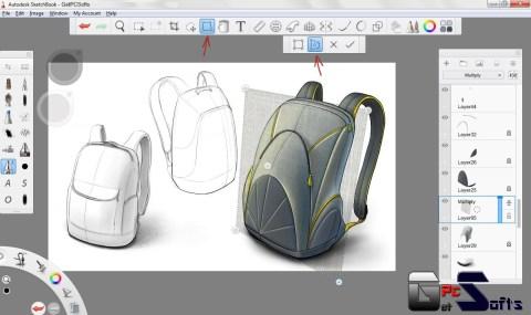 autodesk sketchbook pro download crack