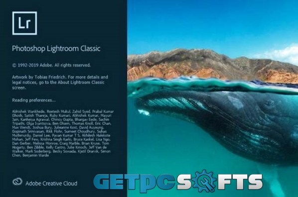 Adobe Photoshop Lightroom Classic CC 2020 Crack Free Download