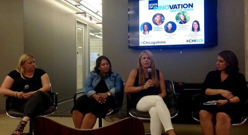 Top four takeaways from Chicago Inno's Talent Meet-Up