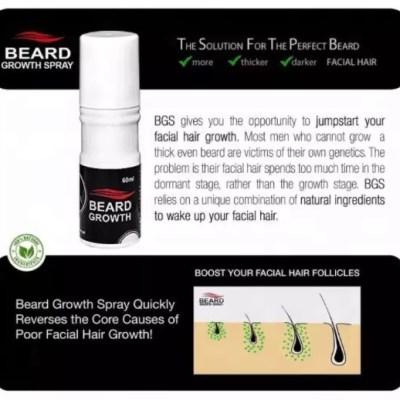 beard spray