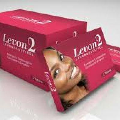 LEVON 2 Emergency Contraceptive Pill
