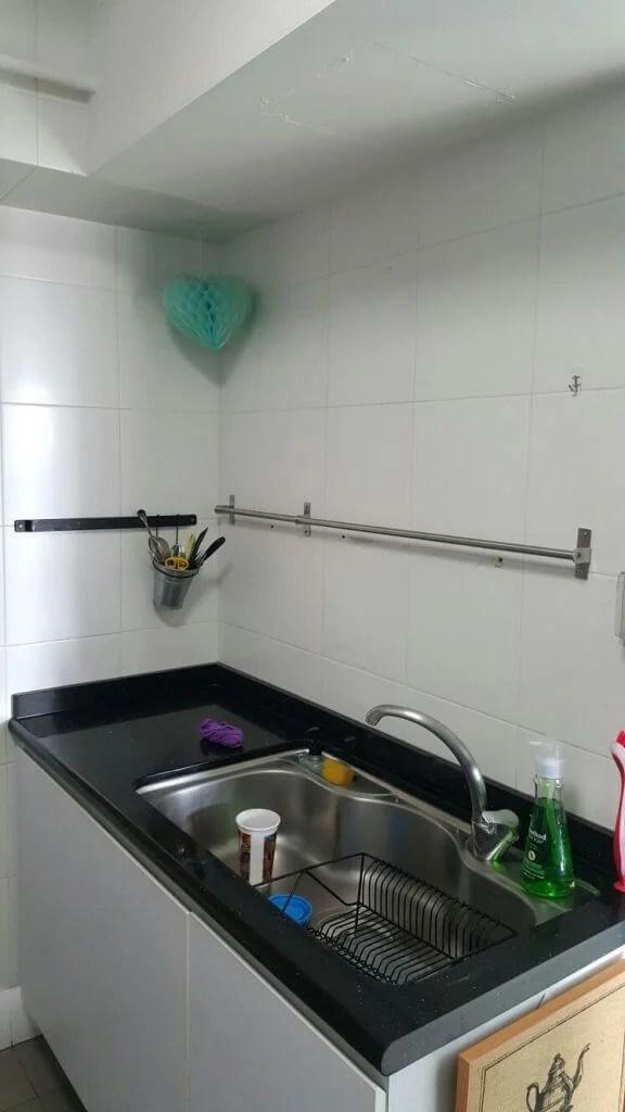 kitchen sink repair and installation