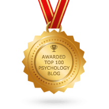 Feedspot.com Top 100 Psychology Blog Award