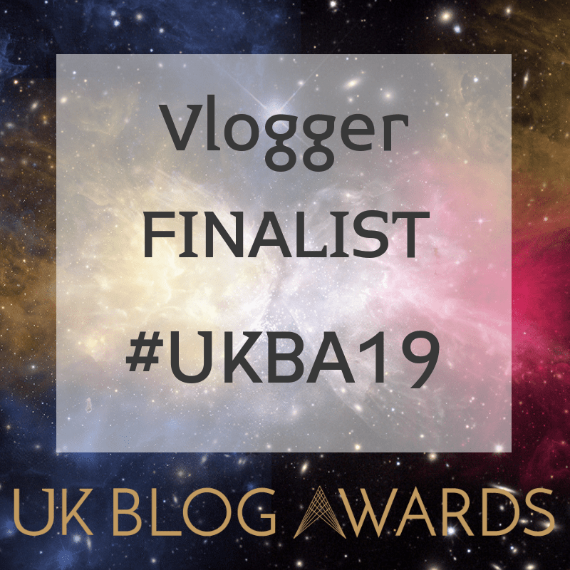 GetPsyched Made A Finalist in The UK Blog Awards 2019!