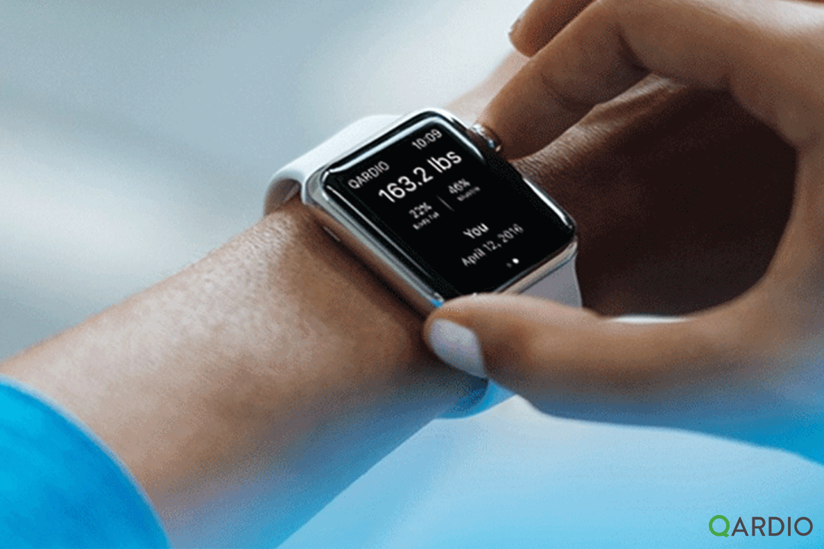 How to measure blood pressure with Apple Watch - Qardio