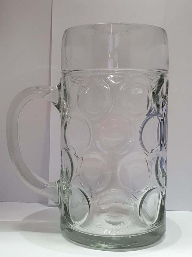 Trinkglas Bierseidel 0,3 ltr