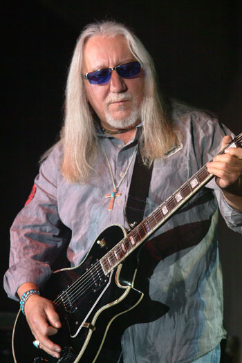Get Ready to ROCK Interview with guitarist Mick Box of rock band Uriah HeepMarch 2012
