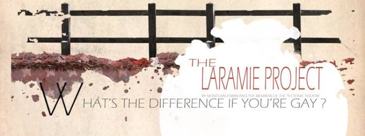 The Laramie Project premiers at The Corpus Playroom on Tuesday, 4th of November. Credits: The Laramie Project