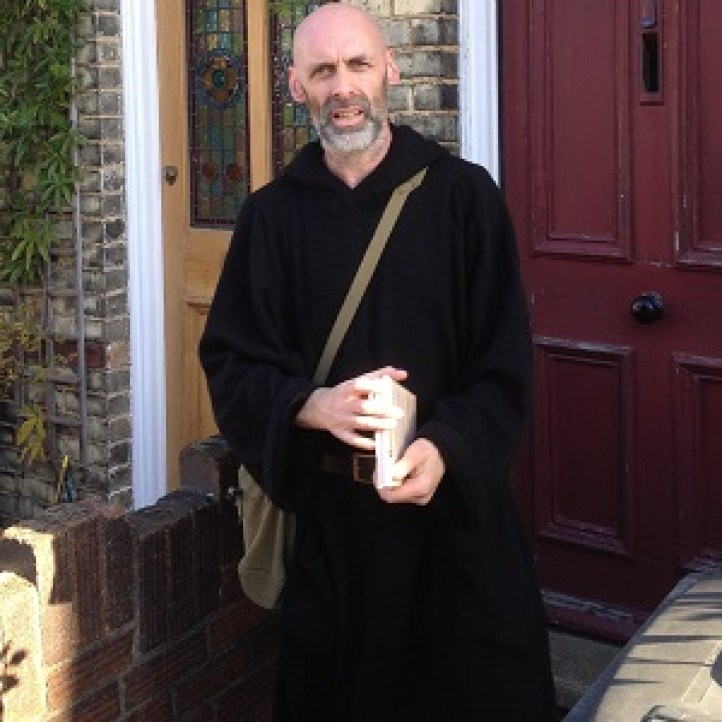 The monk in question. Credits: PinkNews