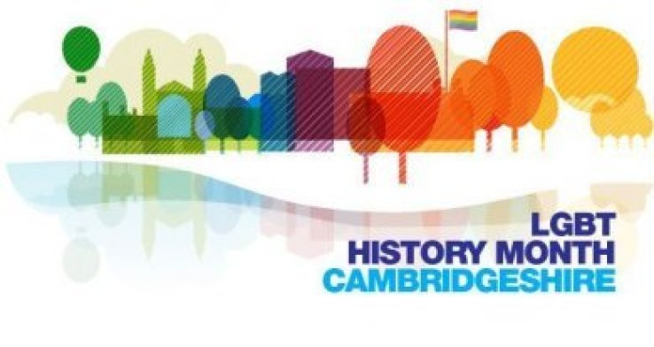Meadows argues that LGBT+ History Month is still relevant today. Credits: LGBT History Month Cambridgeshire