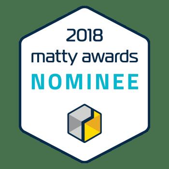 2018 Matterport Matty Awards nominee - Get Revolved