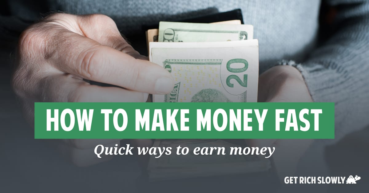 Top 7 Quick Tips For Making Money Fast