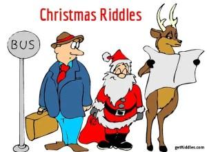 christmas riddles brain teasers