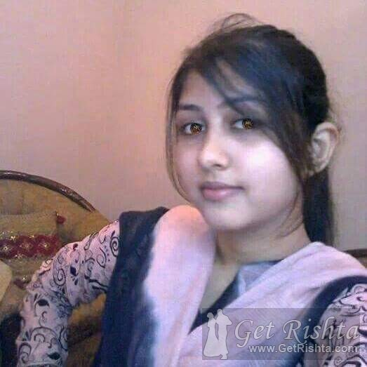 Girl Rishta Marriage Lahore Syed